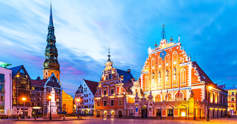 Pub Crawl Riga